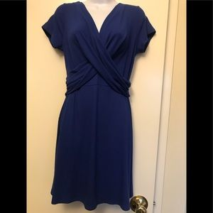 ROLLA  COSTER , blue midi dress, size L
